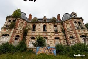 Le château de Bonnelles
