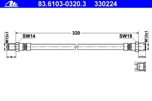 83.6103-0320.3 (Embrayage)