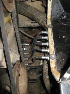 Flexible coté moteur changé