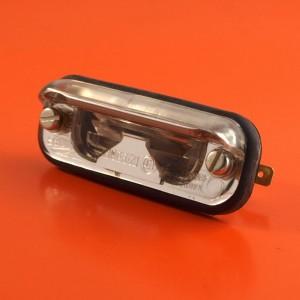 Lampe pour plaque d'immatriculation. Ancienne référence K12813. Nouvelle référence 2KA 001 378-001