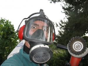 Avant de travailler, bien penser à se protéger !!!
